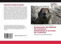 Evaluación de hábitat de Cynomys mexicanus al sureste de Coahuila