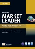 Flexi Course Book 1, w. DVD Multi-ROM and Audio-CD / Market Leader Elementary 3rd edition