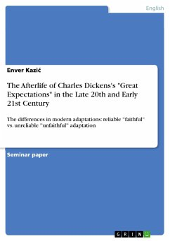 The Afterlife of Charles Dickens's