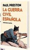 La guerra civil española (Novela gráfica)