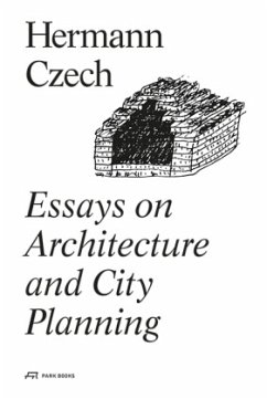 Essays on Architecture and City Planning - Czech, Hermann