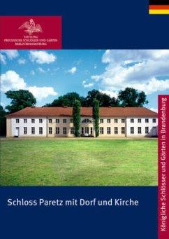 Schloss Paretz mit Dorf und Kirche - Marr, Matthias