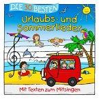 Die 30 besten Urlaubs- und Sommerlieder, 1 Audio-CD