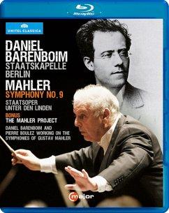 Sinfonie 9/The Mahler Project - Barenboim,Daniel/Staatskapelle Berlin