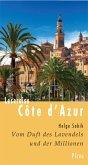 Lesereise Côte d'Azur (eBook, ePUB)
