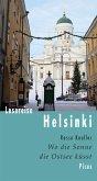 Lesereise Helsinki (eBook, ePUB)