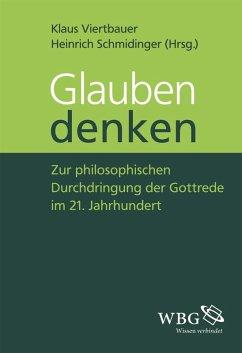 Glauben denken (eBook, PDF)