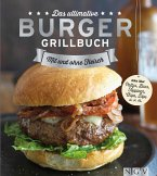 Das ultimative Burger-Grillbuch (eBook, ePUB)