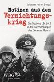 Notizen aus dem Vernichtungskrieg (eBook, PDF)