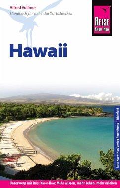 Reise Know-How Reiseführer Hawaii (eBook, PDF) - Vollmer, Alfred