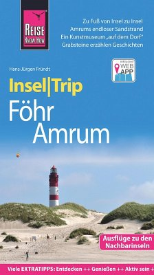Reise Know-How InselTrip Föhr und Amrum (eBook, PDF) - Fründt, Hans-Jürgen