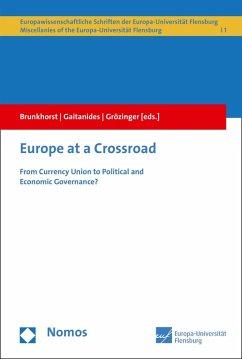 Europe at a Crossroad (eBook, PDF)