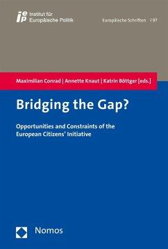 Bridging the Gap? (eBook, PDF)