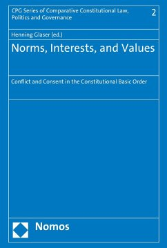 Norms, Interests, and Values (eBook, PDF)