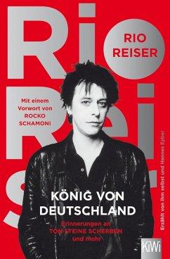König von Deutschland (eBook, ePUB) - Eyber, Hannes; Reiser, Rio