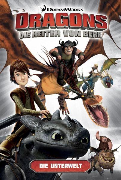 Buch-Reihe Dragons - die Reiter von Berk