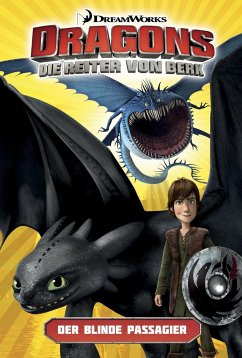 Der blinde Passagier / Dragons - die Reiter von Berk Bd.4