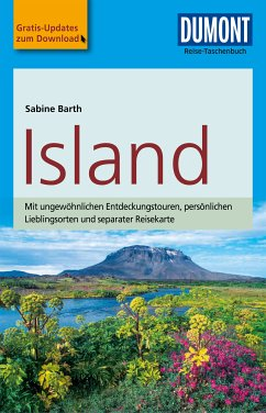 DuMont Reise-Taschenbuch Reiseführer Island (eBook, ePUB) - Barth, Sabine