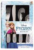 Frozen 4tlg. Edelstahlbesteckset