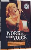 Work Out Your Voice, m. Audio-CD