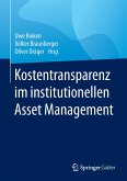 Kostentransparenz im institutionellen Asset Management