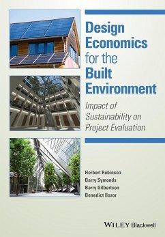 Design Economics for the Built Environment (eBook, ePUB)