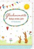 Fotokarten-Box - Glücksmomente - Babys erstes Jahr