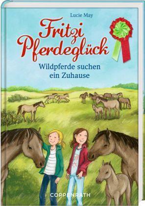 Buch-Reihe Fritzi Pferdeglück
