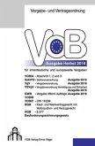 VOB für innerdeutsche und europaweite Vergaben, Ausgabe 2016
