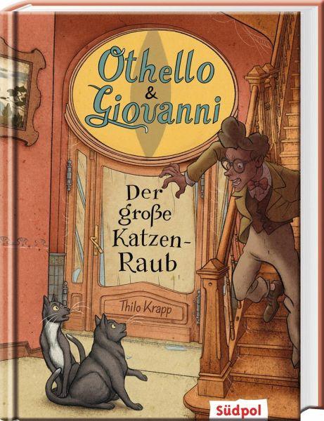 Othello & Giovanni - Der große Katzen-Raub - Krapp, Thilo