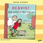 Der Sommer mit Specki / Hedvig! Bd.4 (3 Audio-CDs)