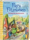 Rettung fürs Hexenrosental / Flora Flitzebesen Bd.4