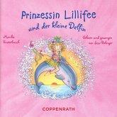 Prinzessin Lillifee und der kleine Delfin / Prinzessin Lillifee Bd.6 (Audio-CD)