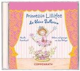 Prinzessin Lillifee die kleine Ballerina / Prinzessin Lillifee Bd.5 (1 Audio-CD)