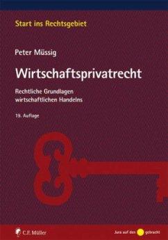 Wirtschaftsprivatrecht (WPR)