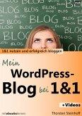 Mein WordPress-Blog bei 1und1 (eBook, ePUB)