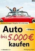 Auto bis 5.000 Euro kaufen (eBook, ePUB)