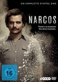 Narcos - Staffel 1 DVD-Box