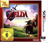 The Legend of Zelda Ocarina of Time Selects (3DS)