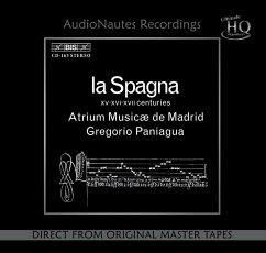 Atrium Musicae De Madrid - Gregorio Paniagua - Villancicos - Chansons Populaires Espagnoles Des 15´ Et 16´ Siècles