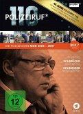Polizeiruf 110 - Box 7 - Die Folgen des MDR 2005 - 2007 DVD-Box