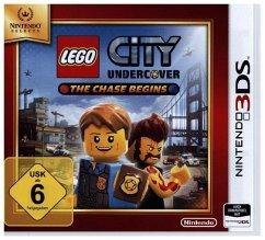City Undercover: The Chase Begins, Nintendo Selects (3DS)