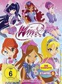 The Winx Club - Die komplette Staffel 6 (5 Discs)