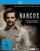 Narcos - Staffel 1 BLU-RAY Box