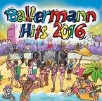 Ballermann Hits 2016, 2 Audio-CDs