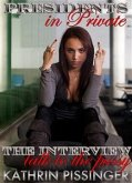 The Interview - talk to the pussy (eBook, ePUB)
