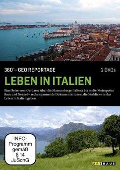 Leben in Italien / 360° - GEO Reportage - 2 Disc DVD - Diverse