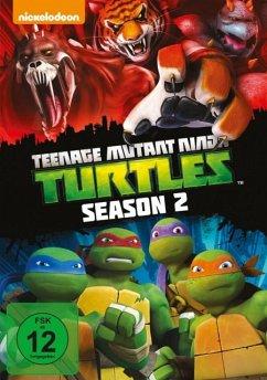 Teenage Mutant Ninja Turtles – Season 2 DVD-Box - Keine Informationen
