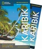 National Geographic Traveler Karibik mit Maxi-Faltkarte