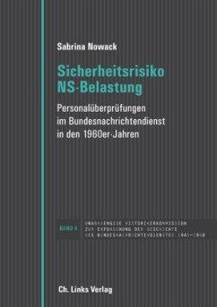 Sicherheitsrisiko NS-Belastung - Nowack, Sabrina